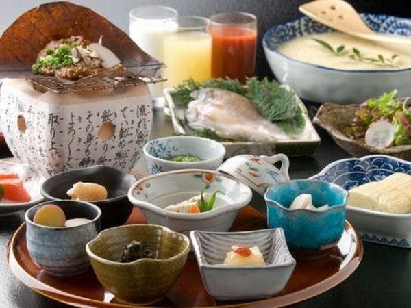 和食と洋食をお選びいただけます