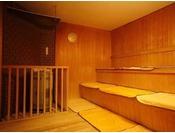 【サウナ】男女各浴場にサウナをご用意しております。