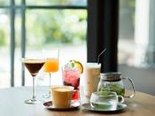 【BUNDOZA CAFE & BAR】各種ドリンク ※イメージ