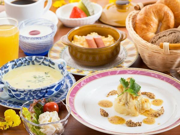 【ご朝食洋食-海浬-】