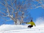 【冬・スキー場】周辺スキー場は6か所★当ホテルは人気のゲレンデへのアクセスも抜群です♪