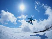 周辺スキー場は6か所!当ホテルは人気のゲレンデへのアクセスも抜群です