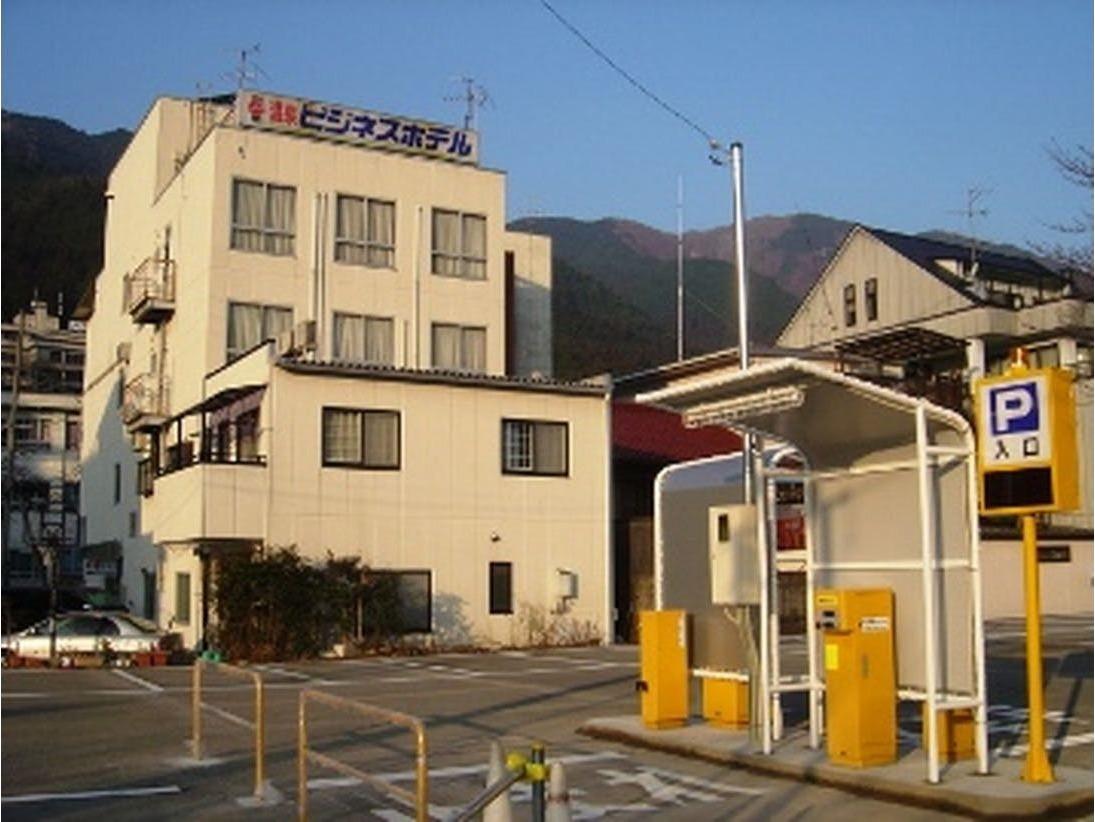 下呂温泉 温泉ビジネスホテル富喜屋