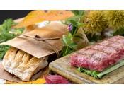 能登牛やのど黒など、石川の魅力的な食材をお召し上がりください。