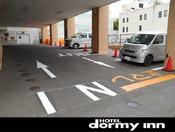 ◆駐車場 計68台ご利用可能の駐車場完備!(完全先着順です)
