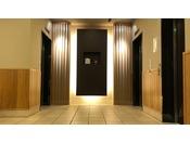 ◆エレベーター(3基) 3基のエレベーターで客室への移動もラクラク♪