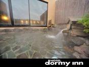 ◆女性大浴場露天風呂 昼、夜、朝と様々な雰囲気をお楽しみいただけます♪