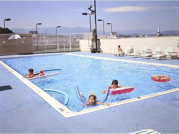 夏季限定:ちびっこプール