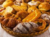 ホテルパティシエ特製のパン(イメージ)