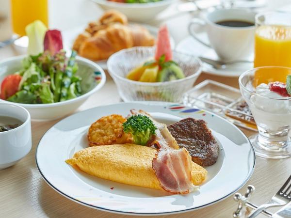 ◇朝食セットメニュー(イメージ)