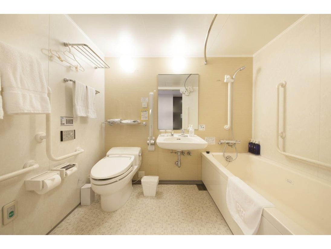 スーペリアツインルーム:ユニバーサルルーム615号室