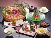 炙り焼き料亭「喜和味」の調理例