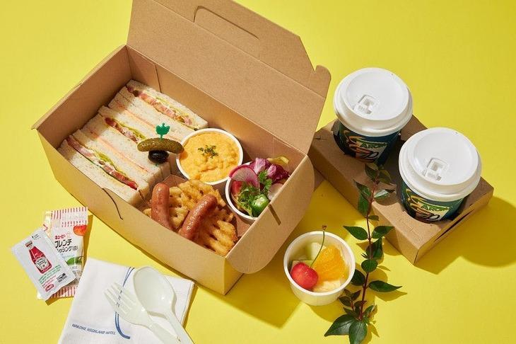 【誰でも最大10%お得】朝食はうれしいモーニングBOXプラン