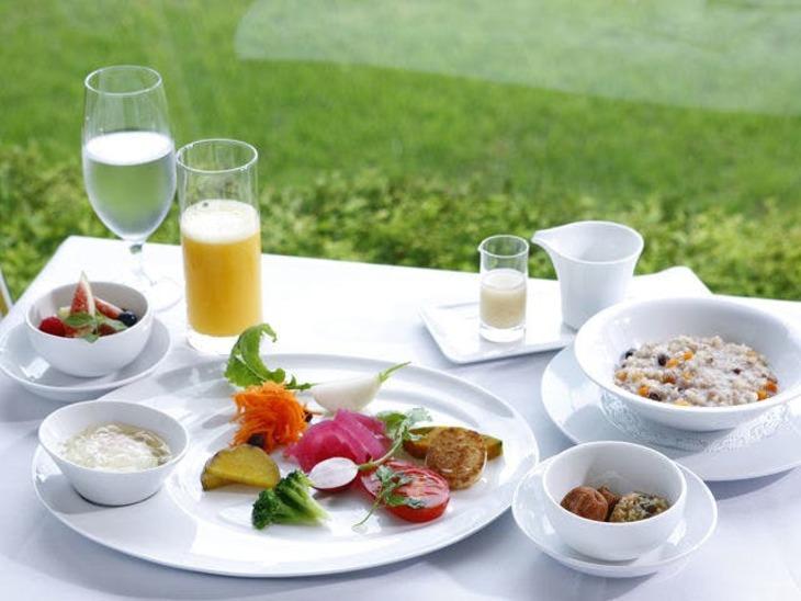 【誰でも最大10%お得】主菜2種を選べる体にやさしい朝食付きプラン