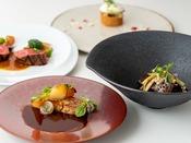 【那須のフランス料理 メリメランジュ】<厳選グルメコース>メリメランジュ~奇跡の融合~ メニュー例(メインタワー最上階13F)
