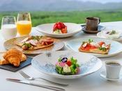 【那須のフランス料理 メリメランジュ】洋朝食イメージ