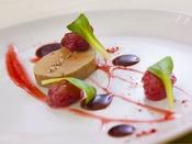 【那須のフランス料理 メリメランジュ】料理イメージ(メインタワー最上階13F)