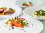 【那須のフランス料理 メリメランジュ】<スタンダードコース>ラ・ベルソワール メニュー例(メインタワー最上階13F)