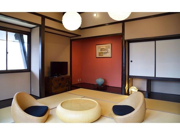 【妙高】和室12畳 古民家風客室