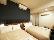 リラックスツイン18.8平米 1200幅ベッド