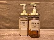 【Shampoo BAR】&honey(アンドハニー)ディープモイストシャンプー&トリートメント相鉄フレッサイン大阪淀屋橋にしかご用意の無い11種類のシャンプーをご自由にお選び、お試し頂けます。