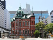 入場無料・東京駅の建築家と同じ方が建築に関わった明治の建物