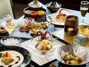 回転展望レストラン「東風と海」料理イメージ