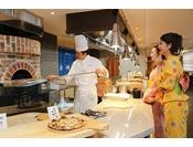 石窯ピザ(しんわダイニング天地海)