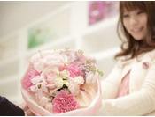 『大きな花束と大切な気持ち』