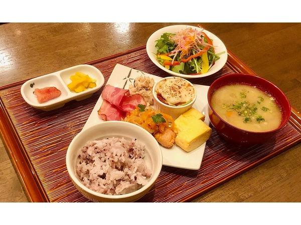 【2019年12月より朝食をリニューアル!】