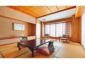 【葵館】和の雰囲気たっぷりのスタンダードな和室です。