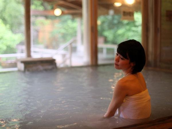 温泉「湯処ひのき」モデル画像