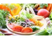 フレッシュサラダ※画像はイメージです。