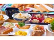 朝食も充実※画像はイメージです。