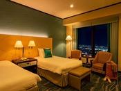 客室からの夜景イメージ