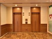 *【エレベーターホール】2台のエレベーターで13Fまで楽々上がれます。