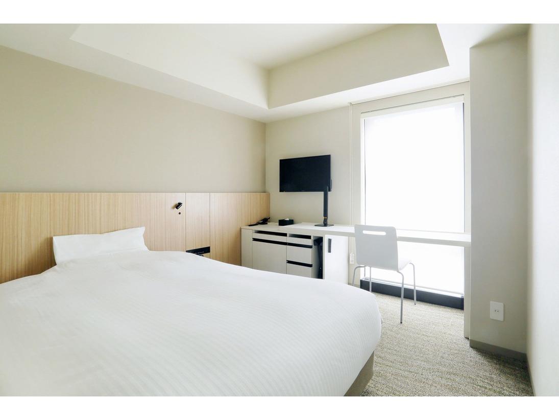 2名様でもご利用可能な16平米のお部屋です。