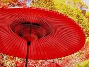 秋の紅葉は人気スポットが盛りだくさん、京都までのアクセスも非常に良いので、観光は京都へ、宿泊は是非、当ホテルまで