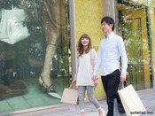 大阪の素敵な観光に、人気の梅田、心斎橋も電車で直通5分