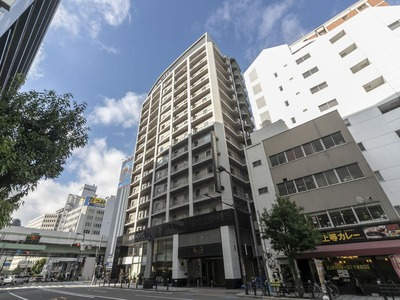 アパホテル〈御堂筋本町駅前〉