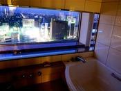 客室最上階特別フロア【BLANC】写真はシティビューツイン、ビューバス