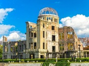世界遺産原爆ドーム(徒歩約15分)