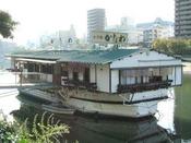 ホテル近隣の【牡蠣料理屋さん】ホテルから徒歩約7分【かき船かなわ】広島の牡蠣料理の名店