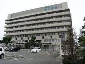 舟入病院:夜間小児科(ホテルから徒歩約15分)