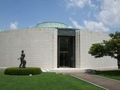 ひろしま美術館(ホテルから徒歩約10分)