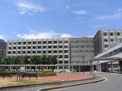 広島大学病院(ホテルから車で約15分)