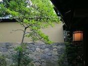 【貴賓室「桜御殿」】土壁