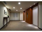 各フロアのエレベーターホールです!