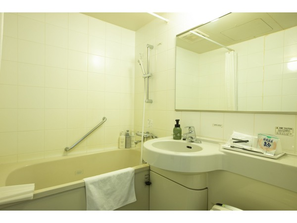 スタンダードシングル浴室