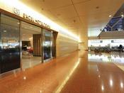 羽田空港第2ターミナルから扉一枚で直結
